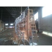 广东铜艺世家-广东铝艺楼梯扶手