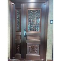 广东铜艺世家-铜门款式
