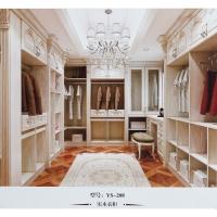 南京艾一森整体家居-实木衣柜
