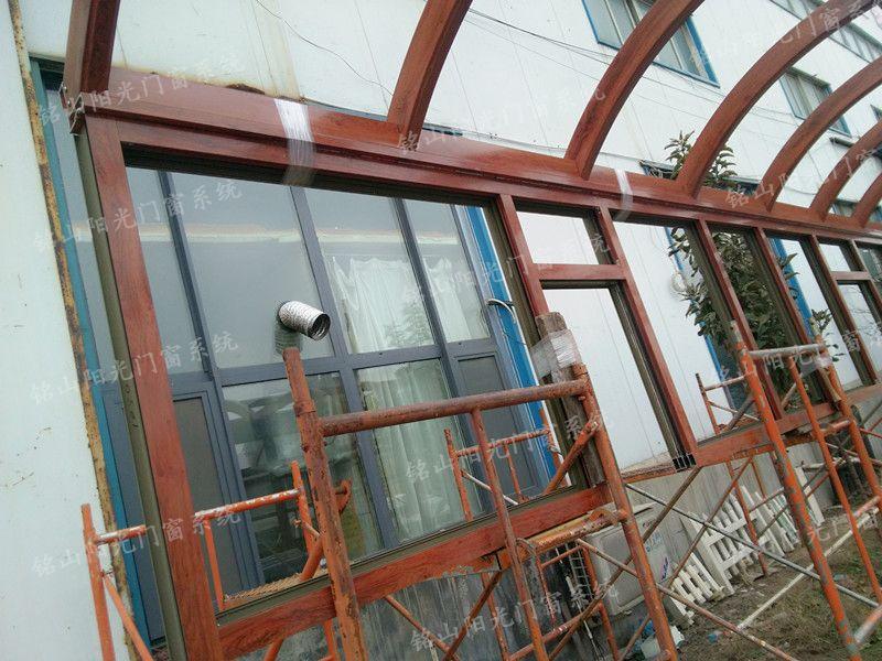 断桥铝门窗70 断桥85型材封阳台 诚招合作伙伴