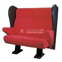 丽江椅业电影座椅LS-5604 情侣电影院座椅