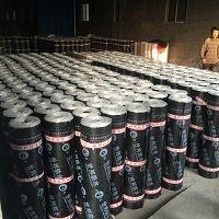 厂家直供-5度3.0mm聚酯胎铝膜防水材料