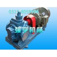 四川強亨機械大流量齒輪泵品質可靠節能