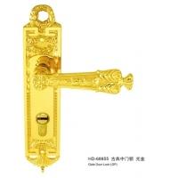 HD-68855-古典中门锁