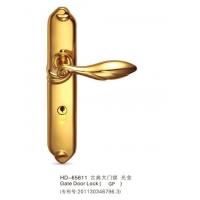 HD-65611-古典大门锁