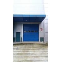 成都喜尔佳门业折叠门、工业提升门