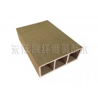 禾沣高纤维聚酯木方通|生态木方通