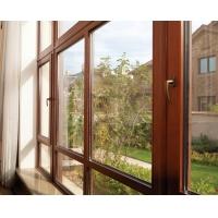 实木加合金,凯米勒铝包木门窗给您一个完美的家