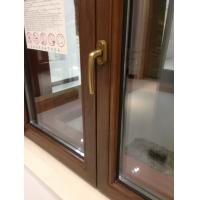 别墅用的铝包木门窗