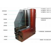 给家人一份安全的承诺,凯米勒铝木金钢网一体门窗