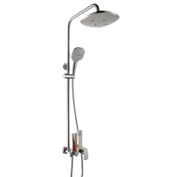 翔隆淋浴花洒套装 淋雨喷头浴室冷热沐浴器经典3系