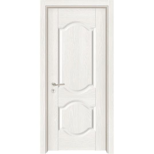 桂林实木门厂款式暖白浮雕/金嘉帝门厂质量保证