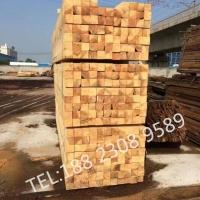 进口木方 进口奥松澳松 进口加拿大铁杉木方方木加工批发
