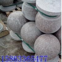 异型石材,挡车石球价格,车止石,花岗岩石球路障