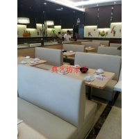 餐厅卡座定制 餐厅椅子定制 餐厅卡座沙发供应商