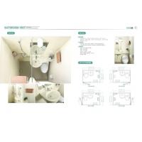 整体浴室BU1116款
