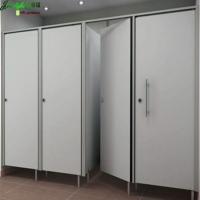 卫生间隔断 抗倍特卫生间隔板 厕所隔间