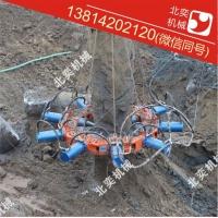 北奕MK180S型钻孔灌注桩截桩机破桩机破桩头