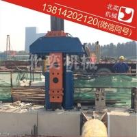 工法H型钢拔桩机施工机械 液压拔桩机图片
