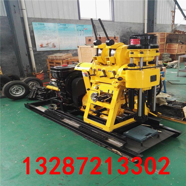 恒旺优质HW-230液压水井钻机
