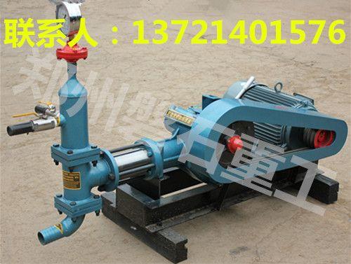 哈尔滨柴油机单缸泵 砂浆注浆机