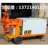 张家港市经济节能液压砂浆泵 高强水泥机灌浆料机