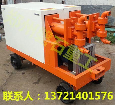 哈尔滨市18年双液泥浆泵最新价格 水泥注浆机