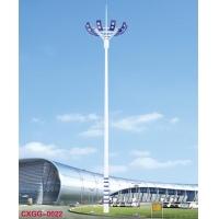 山东路灯生产厂家 25米升降式高杆灯 广场高杆灯