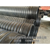 排污管道,400增强型钢带波纹管