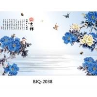 南京集成墙饰-森信欧雅-背景墙-动物系列