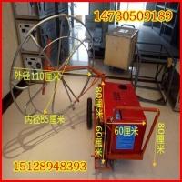 电力施工光缆机械式传送机