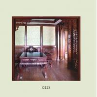 圣缔大自然实木门定制家居系列DZ23品牌价格