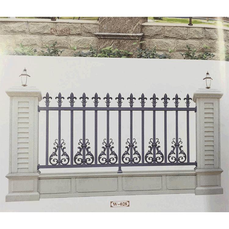 铝艺围墙围栏