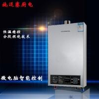 恒温热水器 家用智能省气燃气热水器微电脑系统精控分段恒温