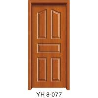 园濠木门YH8-077