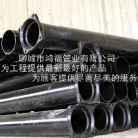 A型承插式铸铁排水管 山东DN100柔性铸铁管