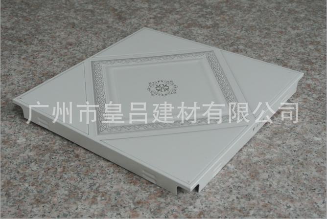 防火绿色环保装饰材料仿木纹铝单板