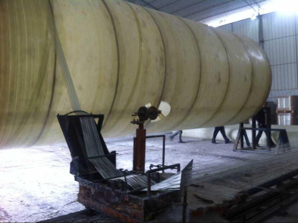 玻璃钢化粪池30立方现场HFRP 030