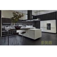 极简系列厨房-南京多美盾全屋定制