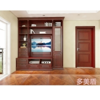 美式系列客厅-南京多美盾全屋定制