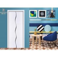 豪迈木门时尚031年轻个性现代家装卧室门套装门