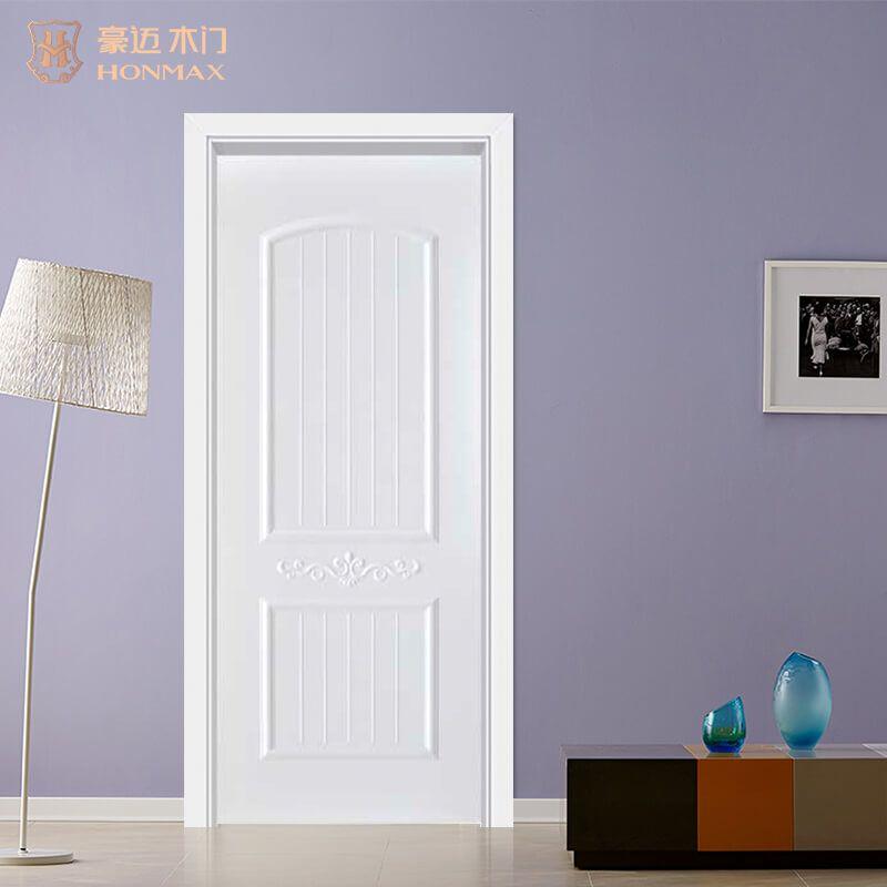 豪迈木门f6008现代健康环保家居室内门静音门