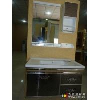 成都保罗镜业--不锈钢面板浴室柜--5005