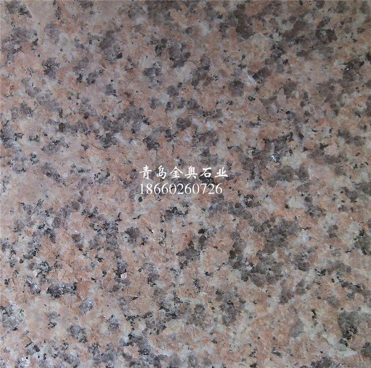 樱花红G367花岗岩石材光板生产基地