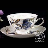 陶瓷咖啡杯 咖啡碟 咖啡勺 咖啡具套装精美礼盒装