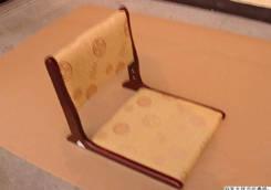 大唐席业南京总代理-和室配套产品系列-和室椅-古钱币海绵椅