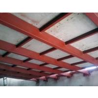 LOFT钢结构楼板 纤维水泥钢结构楼板-北京九德