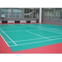 重庆PVC地板胶、运动地板胶、健身房专用地板胶