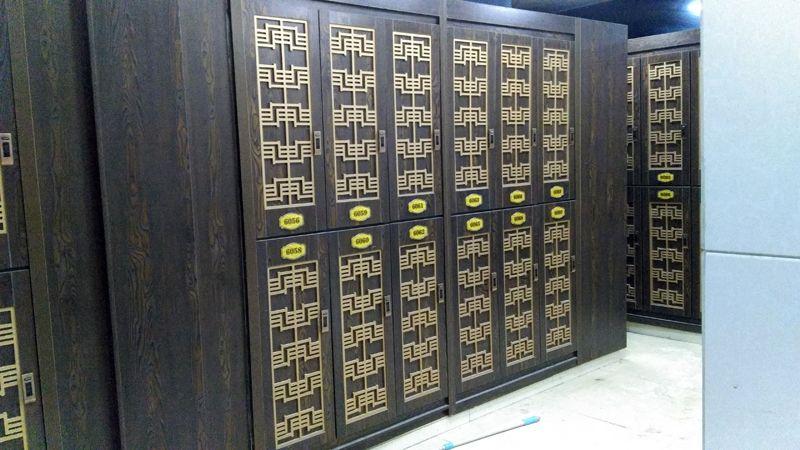 郑州洗浴中心更衣柜厂家