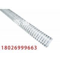 卫生级透明钢丝管(白酒输送软管)